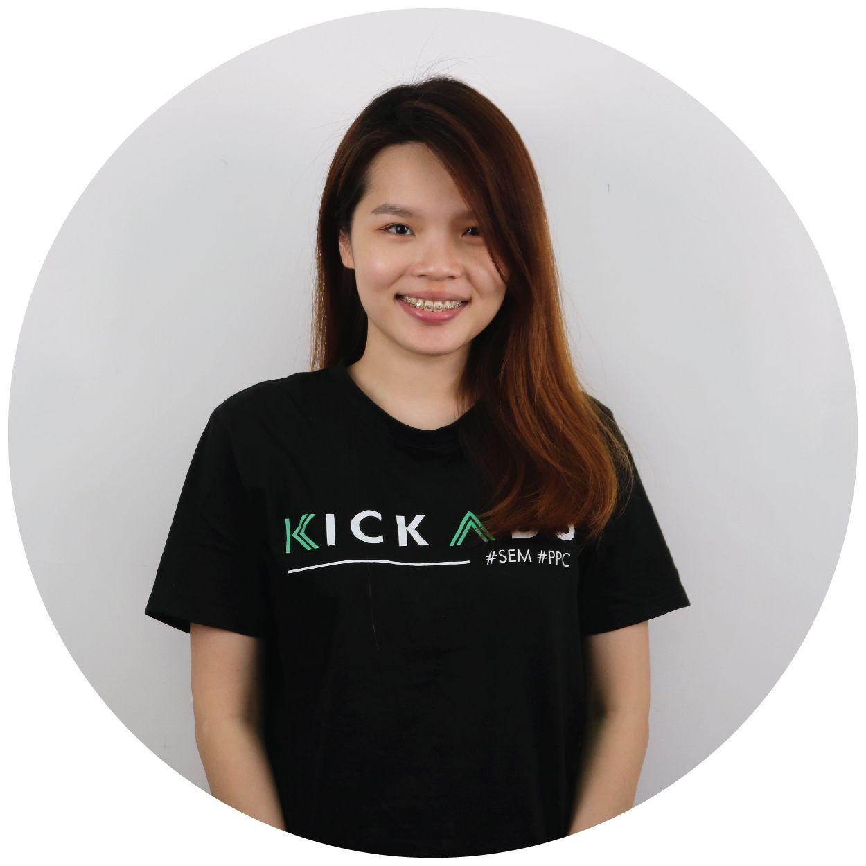 Kick Ads - Chrissy
