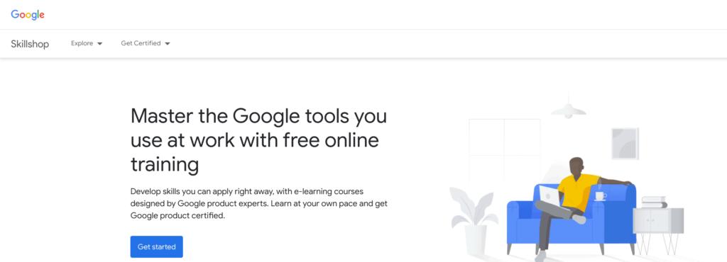 googleskillworkshop