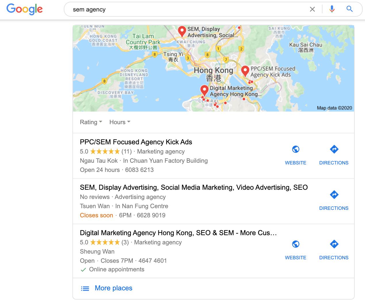 google my business14